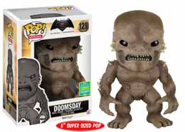 SDCC 2016 FUNKO POP BATMAN V SUPERMAN DOOMSDAY EXCLUSIVE