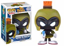 FUNKO POP DUCK DODGERS MARVIN THE MARTIAN