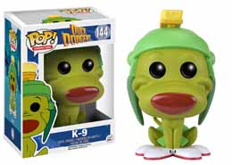 FUNKO POP DUCK DODGERS K9