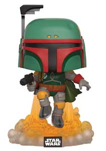 FUNKO POP STAR WARS BOBA FETT JET PAC