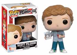 SCOTT PILGRIM FUNKO POP SCOTT PILGRIM