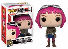 SCOTT PILGRIM FUNKO POP RAMONA FLOWERS