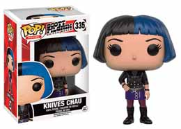 SCOTT PILGRIM FUNKO POP KNIVES CHAU