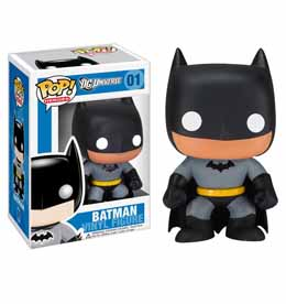 DC HEROES FUNKO POP BATMAN