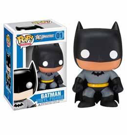 DC HEROES FUNKO POP BATMAN