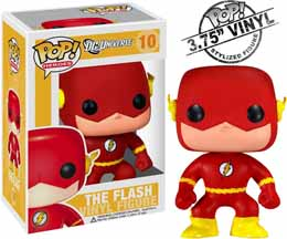 DC HEROES FUNKO POP FLASH
