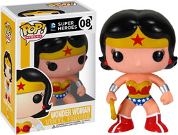 DC UNIVERSE FUNKO POP WONDER WOMAN