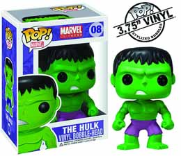 Photo du produit FUNKO POP HULK