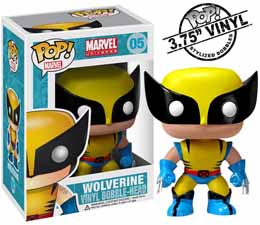 FUNKO POP WOLVERINE X-MEN