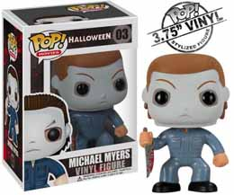 Photo du produit FUNKO POP HALLOWEEN MICHAEL MYERS