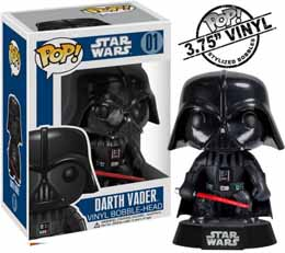 FIGURINE FUNKO POP DARK VADOR