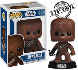 FIGURINE FUNKO POP STAR WARS CHEWBACCA