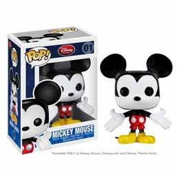 Photo du produit FUNKO POP MICKEY MOUSE