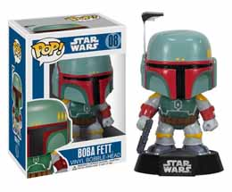 FIGURINE FUNKO POP STAR WARS BOBA FETT