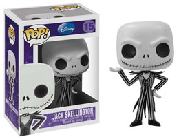 Photo du produit L'ETRANGE NOEL DE MONSIEUR JACK FUNKO POP JACK SKELLINGTON