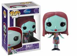 L'ETRANGE NOEL DE MONSIEUR JACK FUNKO POP SALLY - DISNEY