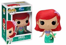 DISNEY LA PETITE SIRENE FUNKO POP ARIEL