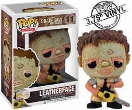 FUNKO POP MOVIES LEATHERFACE