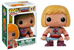 Photo du produit LES MAITRES DE L'UNIVERS FUNKO POP HE-MAN MUSCLOR