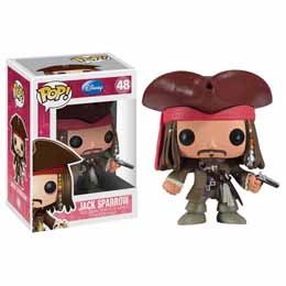 FUNKO POP PIRATES DES CARAIBES JACK SPARROW