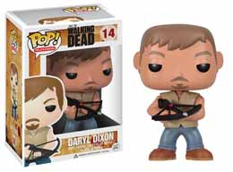 FIGURINE FUNKO POP THE WALKING DEAD DARYL DIXON