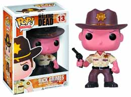 FIGURINE FUNKO POP THE WALKING DEAD RICK GRIMES