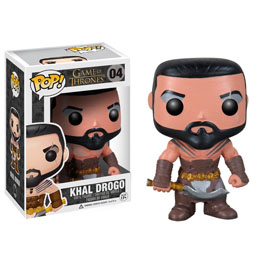 FUNKO POP GAME OF THRONES KHAL DROGO