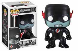 DC HEROES VINYL POP BLACK FLASH FIGURINE