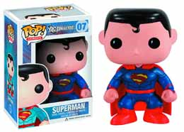 DC COMICS NEW 52 POP SUPERMAN PX EXCLU
