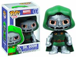 FUNKO POP MARVEL DR DOOM