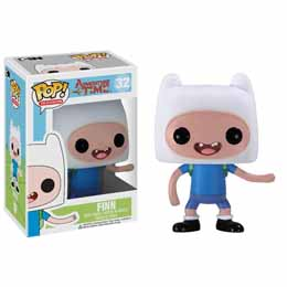 ADVENTURE TIME FUNKO POP FINN