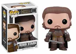 FUNKO POP GAME OF THRONES ROBB STARK