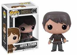 FUNKO POP GAME OF THRONES ARYA STARK SERIE 2