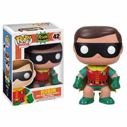 FUNKO POP BATMAN 1966 ROBIN