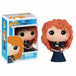 FUNKO POP DISNEY REBELLE MERIDA