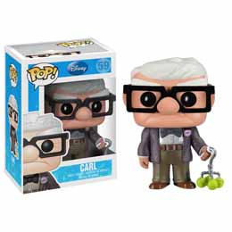 FIGURINE FUNKO POP LA-HAUT DISNEY CARL