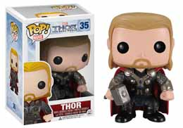 FIGURINE FUNKO POP THOR 2 MARVEL