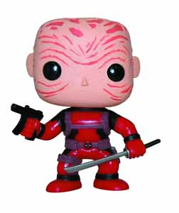 FUNKO POP DEADPOOL UNMASKED