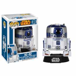 FIGURINE FUNKO POP R2D2 STAR WARS
