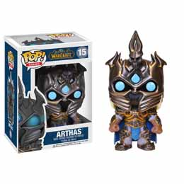 Photo du produit FIGURINE FUNKO POP WOW ARTHAS