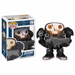 Photo du produit FIGURINE FUNKO POP STARCRAFT JIM RAYNOR