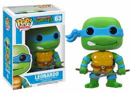 FUNKO POP TORTUES NINJA TMNT LEONARDO