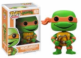 FUNKO POP TMNT TORTUES NINJA MICHELANGELO