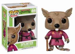 FUNKO POP TMNT TORTUES NINJA SPLINTER