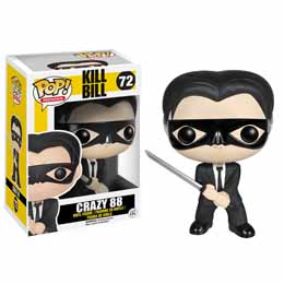 FUNKO POP CRAZY 88 - KILL BILL