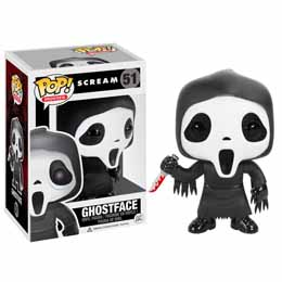 FIGURINE FUNKO POP GHOSTFACE SCREAM