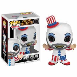 FUNKO POP CAPTAIN SPAULDING