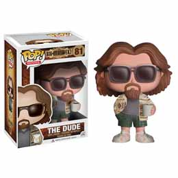 FIGURINE FUNKO POP THE BIG LEBOWSKI THE DUDE