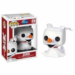 Photo du produit L'ETRANGE NOEL DE MONSIEUR JACK FUNKO POP ZERO - DISNEY