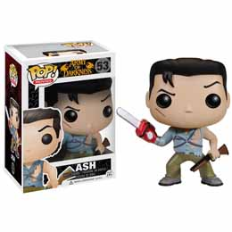 ARMY OF DARKNESS EVIL DEAD ASH POP FIGURINE 10CM FUNKO